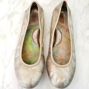 Born Julianne Ballet Flats Pianna Cotta Met